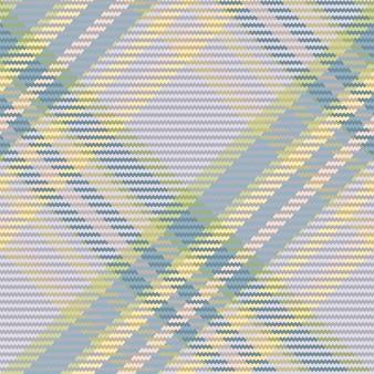 Verifique a textura de tecido sem costura xadrez. têxtil estampado diagonal