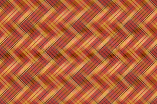 Verifique a textura de tecido sem costura xadrez