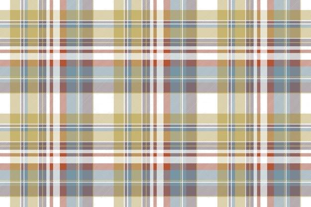 Verifique o padrão sem emenda diagonal de textura de tecido