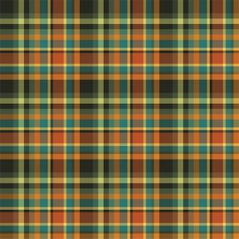 Verifique o padrão sem emenda xadrez. de fundo vector de ornamento têxtil.