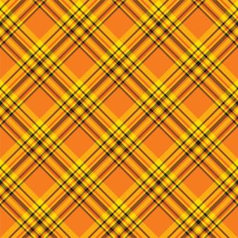 Verifique o padrão sem emenda xadrez. fundo de ornamento de têxteis. projeto de tecido plano.