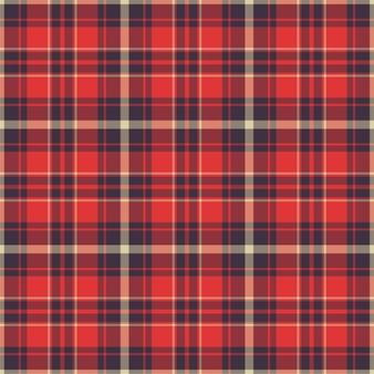 Verifique o padrão sem emenda xadrez. fundo de ornamento têxtil. projeto de tecido plano. tartan.