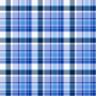 Verifique o padrão sem emenda xadrez. fundo de ornamento têxtil. tecido. tartan.