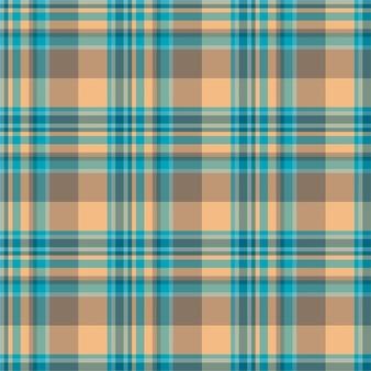 Verifique o padrão sem emenda xadrez. tartan.