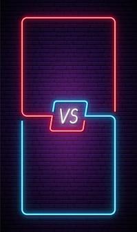 Versus batalha.