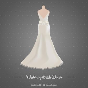 Vestido de casamento bonito