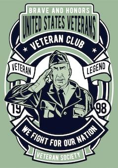 Veterano dos eua