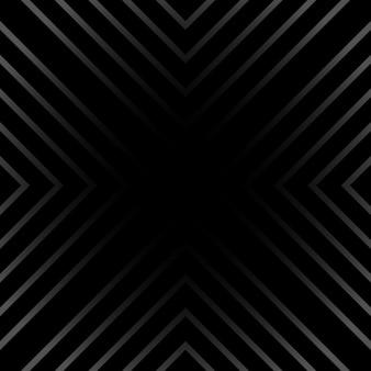 Vetor abstrato preto e cinza
