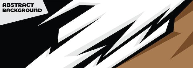 Vetor de desenho geométrico de desenho abstrato de decalque de carro