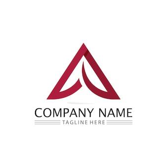 Vetor de design de logotipo de seta para música, mídia, play, áudio digital e velocidade, finanças, logotipo de modelo de negócios