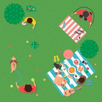 Vetor de design de sensação de verão