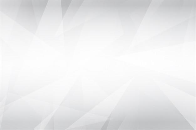 Vetor de fundo abstrato branco