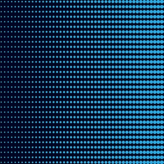 Vetor de fundo de meio-tom gradiente azul