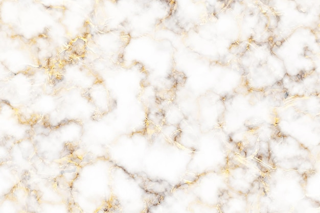 Vetor de fundo de textura de mármore de ouro branco luxuoso