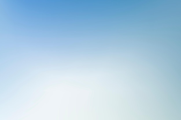 Vetor de fundo gradiente simples em azul de inverno Vetor grátis
