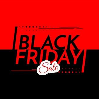 Vetor de fundo promocional de desconto de venda sexta-feira negra