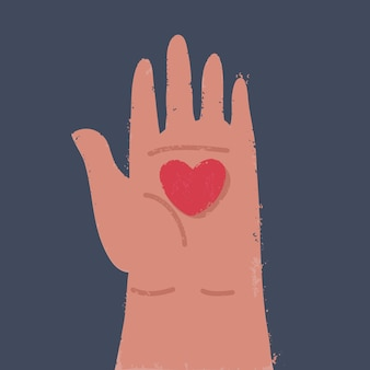 Vetor de ícone de coração