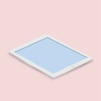 Vetor de ícone digital tablet