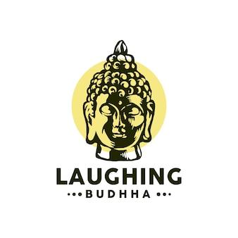 Vetor de logotipo de budha