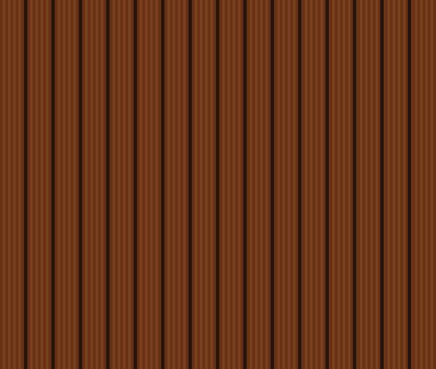 Vetor de madeira do fundo da textura.