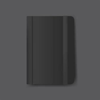 Vetor de maquete de design de capa diário