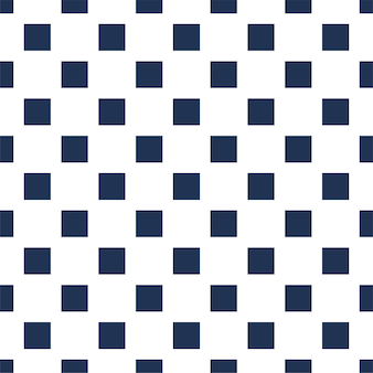 Vetor de padrão geométrico simples sem emenda. plano de fundo fácil para web ou impressão. papel de embrulho de superfície abstrato.