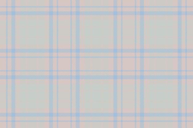 Vetor de padrão xadrez sem costura tartan escócia. tecido de fundo retrô. textura geométrica quadrada de cor de verificação vintage para impressão têxtil, papel de embrulho, cartão de presente, design plano de papel de parede.