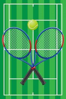 Vetor de tênis