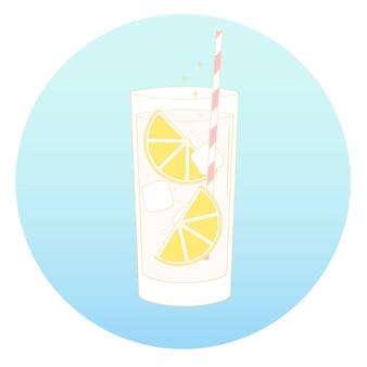 Vetorial, de, um, bebida