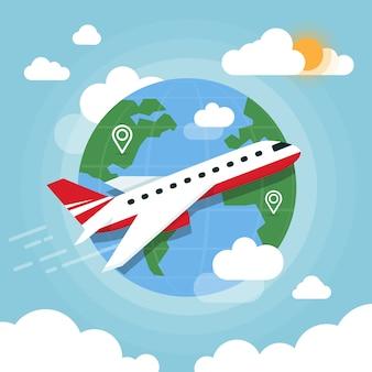 Viagem aérea