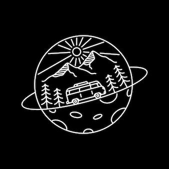 Viagem ao espaço