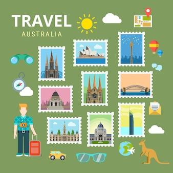 Viagem austrália nova zelândia