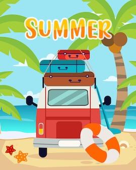 Viagens de verão