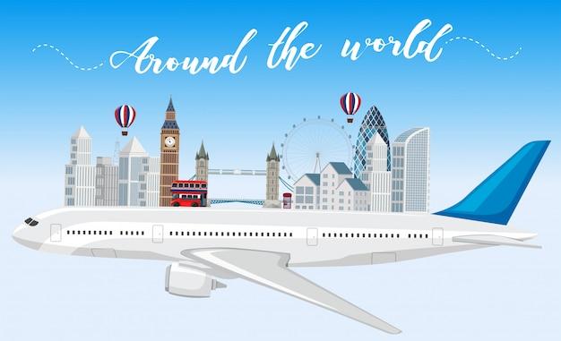 Viajar ao redor do mundo
