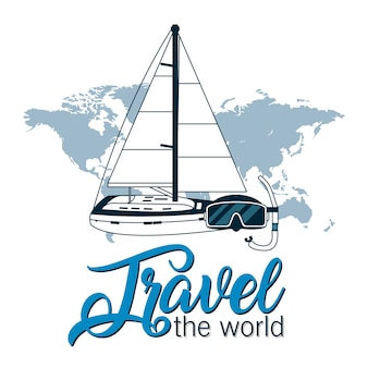 Viajar o mundo