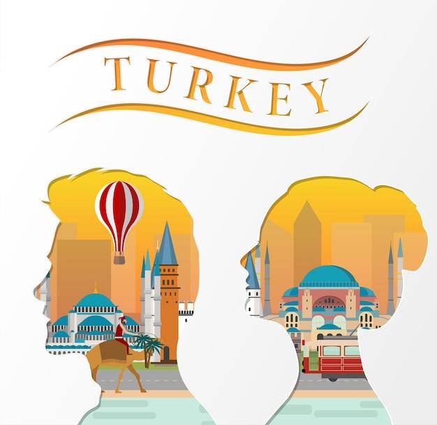 Viajar para istambul.