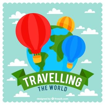 Viaje ao fundo mundial