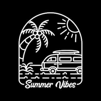 Vibes do verão