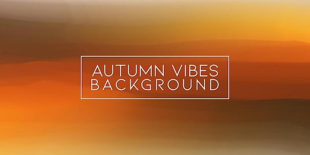 Vibrações de outono coloridas pintura a óleo borrão textura artística fundo outono