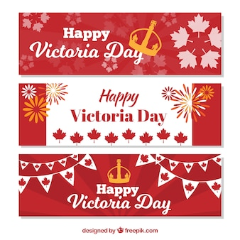 Victoria bandeira dia