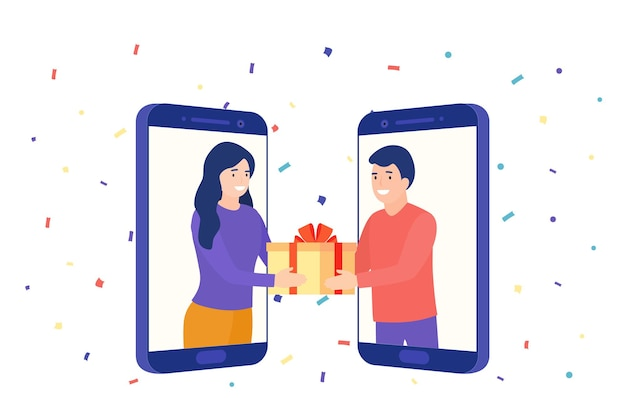 Videochamada e compartilhamento de pessoas