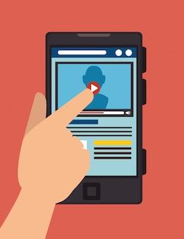 Vídeos e entretenimento