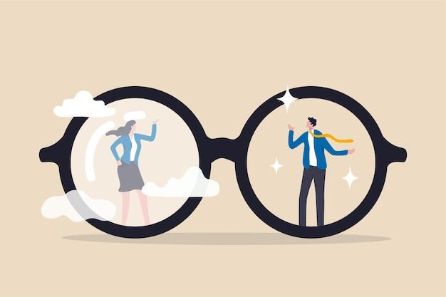 Viés de gênero, desigualdade de sexismo no local de trabalho
