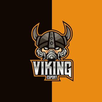 Viking esport and sport logo