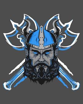 Viking poderoso