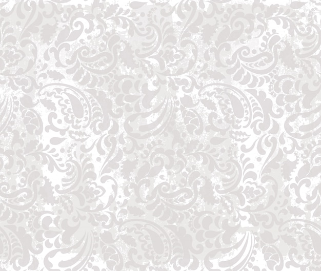 Vintage floral abstrato. decoração de textura estilo retro