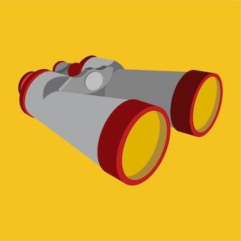 Visão de binóculos