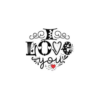 Viver rir amor mão lettering citação