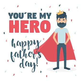 Você é meu herói