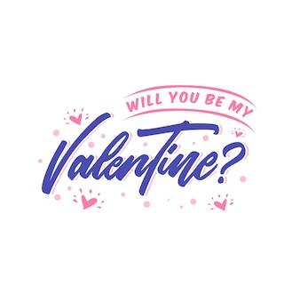 Você será meu dia de namorados?